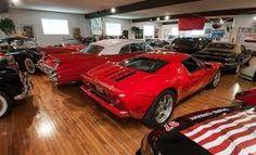 Over The Top, Car And Driver, Dream Garage, Garages, Shop Ideas, Garage, Ultimate Garage, Garage House