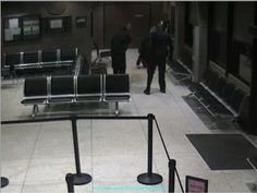 Video of Longview Police Department Lobby on night teen was fatally shot...
