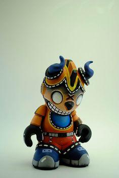 """Whisper Mascot "" | Artist: Rsin Art"