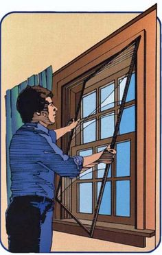 another version, but not a diy style. Window Coverings, Window Treatments, Window Inserts, Home Insulation, Home Upgrades, Home Repairs, Sound Proofing, Mobile Home, Home Hacks