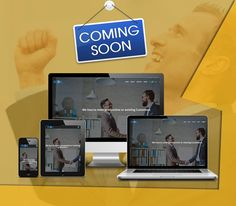 We're #Excited to announce our #brand new #Website is coming Soon with #responsive #design.