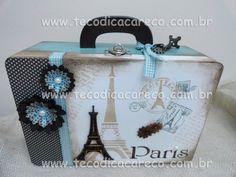 TECO DI CACARECO - MALETA PARIS