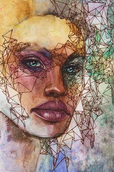 Paintings, Art, Craft Art, Painting, Kunst, Gcse Art, Draw, Portrait, Resim