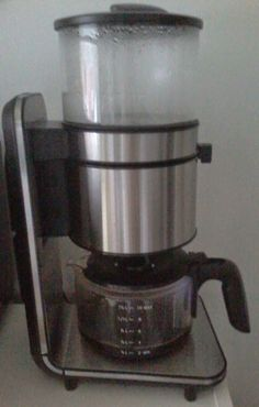 My CoffeeMachine. Pretty&Good. U?