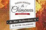 La Chimenea Taberna burguer, bocatería, tapas caseras, raciones, platos combinados y menú del día. Disfruta de nuestras ensaladas, sandwiches, perritos y bocadillos.