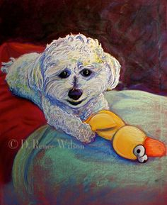 """Help me help an outstanding rescue organization by commissioning a custom """"Pawtrait"""" of your most loyal and lovable companion. A portion of all pet portrait sales will go to an eligible pet rescue organization of the art collector's choice, or to my default- Pet Rescue by Judy in Sanford, FL :)  I will work with you within your price range to create an artistic rendering that you can cherish for many years to come. Comment or convo me w/ any questions. Thanks for checking out my """"Pet…"""