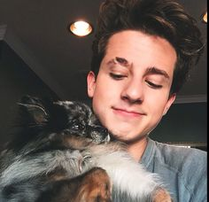charlie puth loves dogs