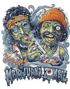Zombie Stoners