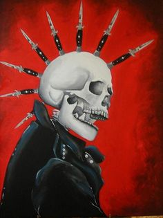 SKULLS - SWITCHBLADE by ~luckyhellcat on deviantART