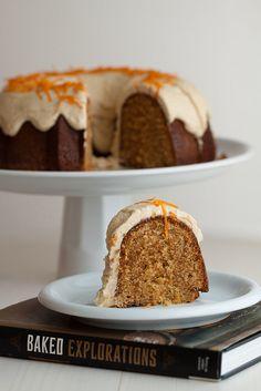 Bundt cake de caramelo y ron by living in autumn, via Flickr