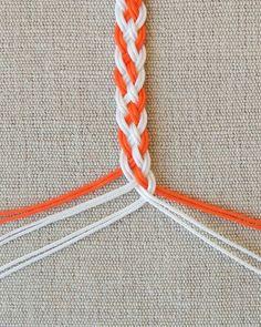 Braided Friendship Bracelets for Valentine's Day | Purl Soho
