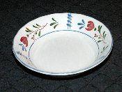 Nikko Avondale Provincial Designs Dessert Bowl