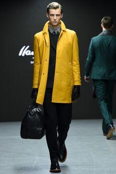 Hardy Amies - Fall 2015 Menswear - Look 11 of 31