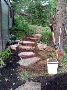 1000+ ideas about Rustic Landscaping on Pinterest   Split rail ...