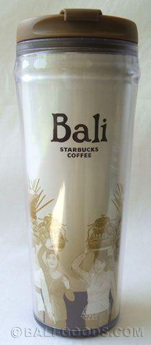 Starbucks Coffee's Tumbler, Bali (Indonesia) Limited Edition  スターバックス・コーヒーのバリ島(インドネシア)限定タンブラー