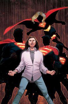 Superman And Lois Lane, Superman Family, Batgirl, Catwoman, Dc Comics, John Romita Jr, Geoff Johns, Brian Michael Bendis, Garter