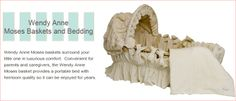 Moses Basket | Moses Basket Stand | Moses Basket Bedding | Moses Basket Mattress