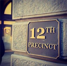 12th Precinct #Castle