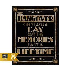 Printable Hangover Alcohol Art Deco/Great by PSPrintables on Etsy