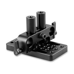 SMALLRIG 1841 15mm Rail Support System Baseplate