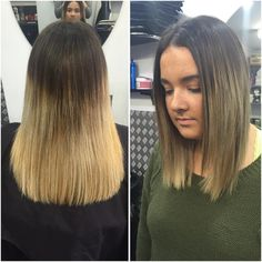"Meg Willes on Instagram: ""@erikawheatley before and after her appointment 