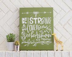 Inspiration for kitchen chalkboard