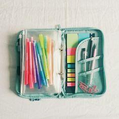 24 Back to School Organization Ideas - Mini School Supply Organizer