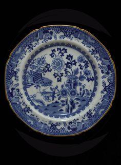 Chinese Rose v Spode 69 Suppenteller Ø 23 cm