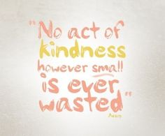 50 Ideas For Random Acts Of Kindness