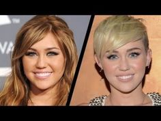 13 Crazy Celebrity Hair Transformations