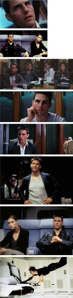 #톰 크루즈 미션임파서블1 시절 #웃짤닷컴 Tom Cruise, Toms, Movies, Movie Posters, Film Poster, Films, Popcorn Posters, Film Books, Movie