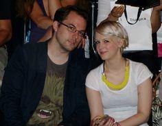 Anna und Jakob at the Mercedes Benz Fashion Week in Berlin - Juli 2012