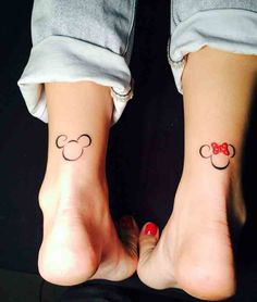 Cute Tattoos have always been on the favourites' list. What is your favourite?