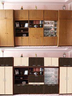 Из старого новое / Мебель / ВТОРАЯ УЛИЦА Diy Furniture Easy, Recycled Furniture, Furniture Makeover, Painted Furniture, Interior Design Kitchen, Interior Design Living Room, Simple Living Room Decor, Diy Home Decor, Ideas