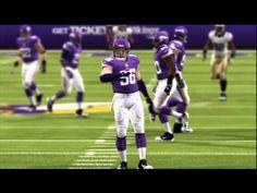 Madden 25 - Minnesota Vikings Speed Rush Sack