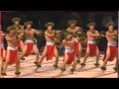 Merrie Monarch 2015 (Kahiko Kane) - Halau Na Kamalei O Lililehua - These guys only compete once every 10 years. Their kahiko was Ka 'Aha Kilu Le'ale'a I Ka'akopua, telling the story of a festive kilu tournament and sailing trip to Ha'ena.