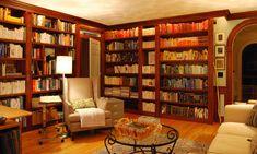 libraries library english perfect study bedroom cozy muhammad nadeem awaan libros casa simple jabad glamshelf