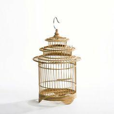 Cage à oiseaux déco Marnie - 42,00 €