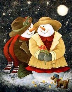 Snowmen :)