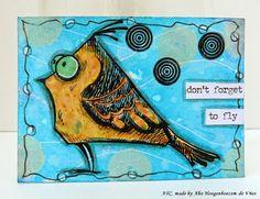 TH Crazy bird ATC, made by Alie Hoogenboezem-de Vries:4-6