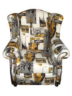 Μπερζέρα Cities#mperzera#chair#design#old#classic#