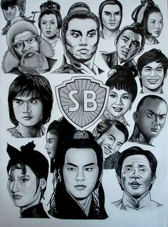 Shaw Brothers by MLBOA.deviantart.com on @deviantART