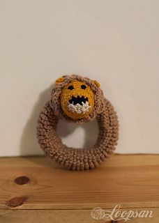 Ravelry: Napolion- The Lion Baby Rattle pattern by Loopsan