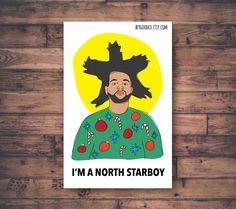 Printable Christmas Card - Come My Way Fetty Wap - Santa - Funny ...