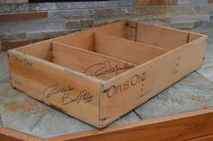 Check out this item in my Etsy shop https://www.etsy.com/listing/275872636/1980-opus-one-robert-mondavi-wood-crate
