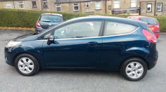 2012 FORD FIESTA ZETEC ECONETIC TDC BLUE - SUPERB, Private Sale in Cars, Motorcycles & Vehicles, Cars, Ford | eBay