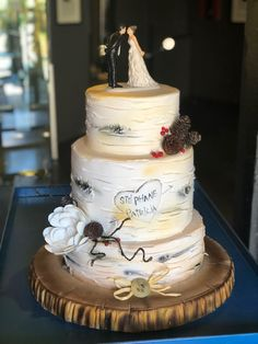 Duc de Lorraine custom wedding cake Lorraine, Wedding Cakes, Desserts, Food, Wedding Gown Cakes, Meal, Wedding Pie Table, Deserts, Essen