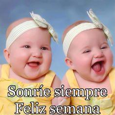 Sonríe siempre - Feliz Semana