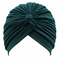 Emerald Green Turban by Tracy DiMarco #hair #jerseylicious #celebrity #style #fall #fashion