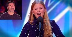 12-Year-Old's Broadway Audition Even Has Simon Smiling! - Inspirational Videos